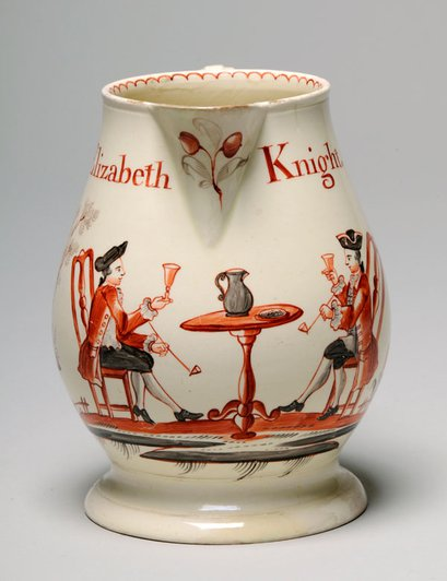 Beer jug. Courtesy of Leeds Museums