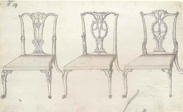 Chairs c. The Chippendale Society