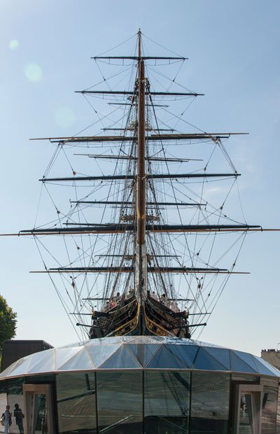 Cutty Sark, c. National Maritime Museum, London