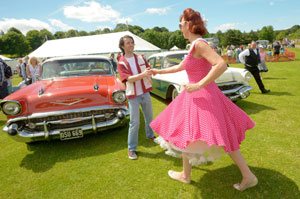 Festival of the 50s at Beamish