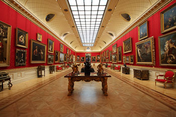 The Great Gallery. Courtesy of the Wallace Collection.