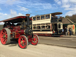 Great North Steam Fair at Beamish