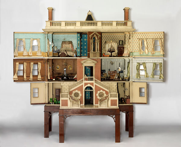 Tate Baby House, England, 1760 © Victoria and Albert Museum, London
