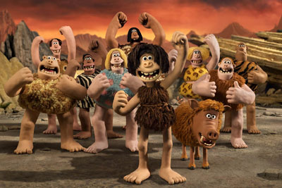 Early Man c. Aardman Animation